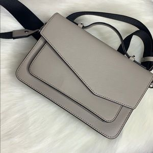 Botkier Taupe Cobble Hill Crossbody